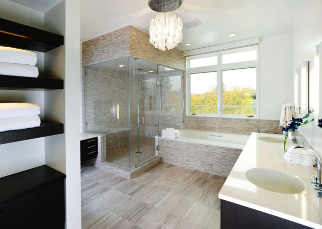 Chi Fang architecture and interiors photos contemporary bathroom