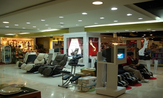 Commercial Area Osim Health Focus Sogo Tunjungan Plaza Surabaya Contemporary Other