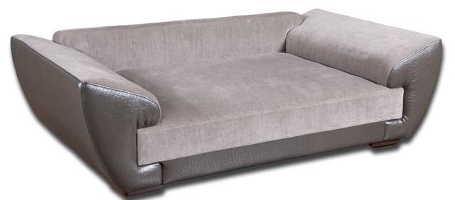 www.essentialsinside.com: milton dog bed - contemporary - pet beds