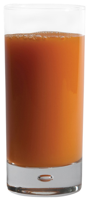 Berghoff Casa 9.8oz Tall Beer Glass S/6 contemporary-everyday-glassware