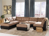 Brit Extra Extra Large Sectional - contemporary - sectional sofas ...