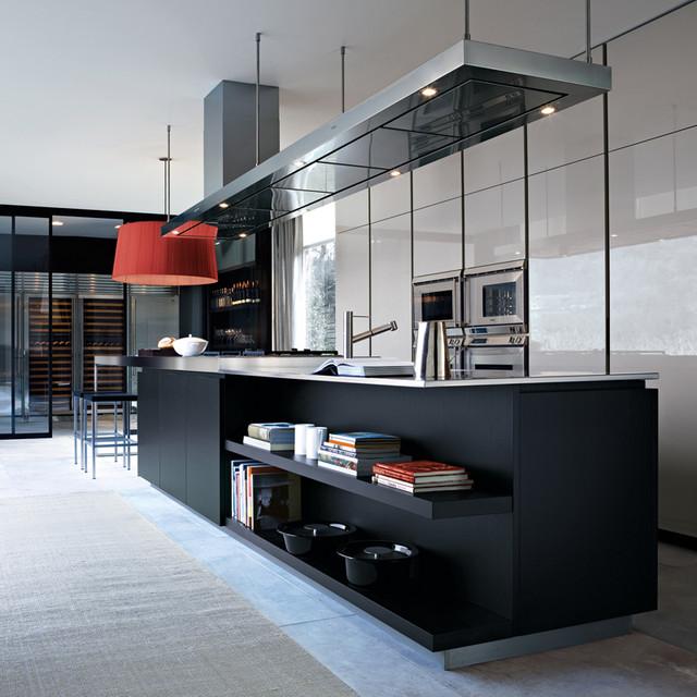 Varenna by poliform matrix kitchen cabinetry for Varenna kitchen
