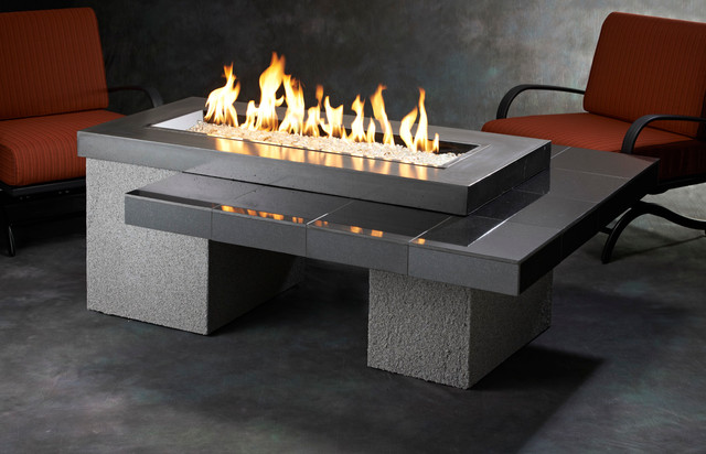 gas fire pits modern minneapolis by the outdoor