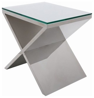 Prague End Table modern-side-tables-and-end-tables