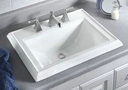 Kohler Memoirs Basin Sink - Traditional - Bathroom Sinks - by Vintage Tub & Bath