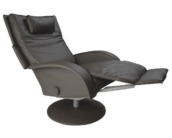 Lafer Nicole Swivel Recliner - Nicole features: