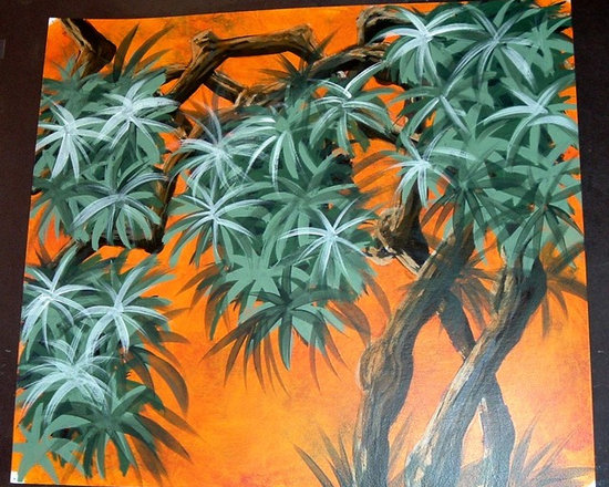 FAUX PAINTING -
