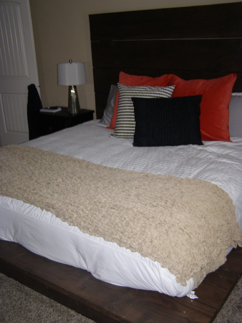 Handmade bed contemporary-beds