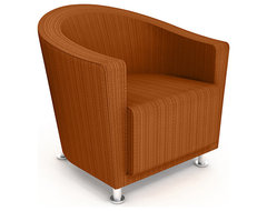 Jenny Round Chair modern-accent-chairs