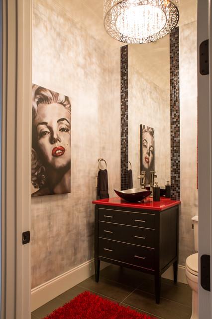Additional Bathrooms contemporary-bathroom