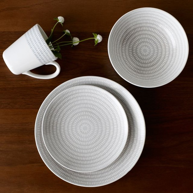 Seedling Dinnerware Set modern dinnerware