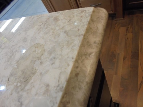 Countertop Edges 2015 : Countertop Edge Options For Our New Kitchen
