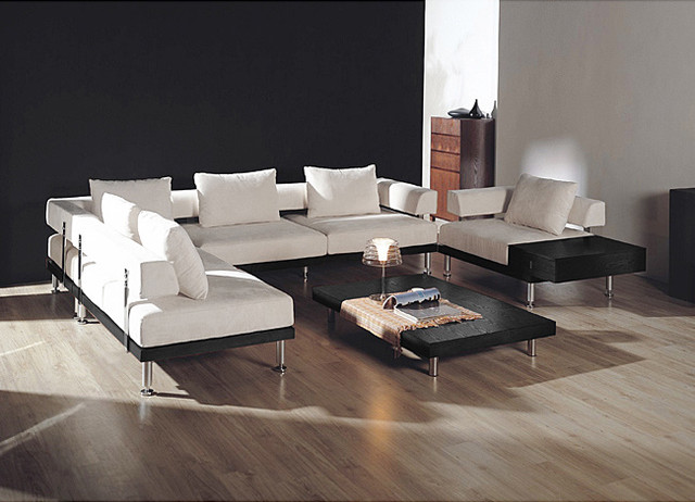 Contemporary Sectional Modern Sofa - Modern - Sectional Sofas - by ...