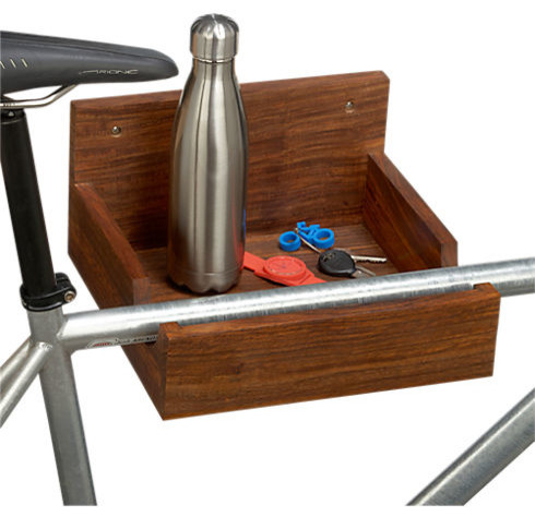 Captivating Very Goods | Wood Bike Storage   Modern   Storage And Organization   By CB2