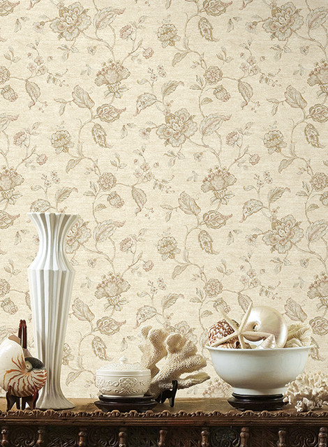 Nantucket Collection traditional-wallpaper