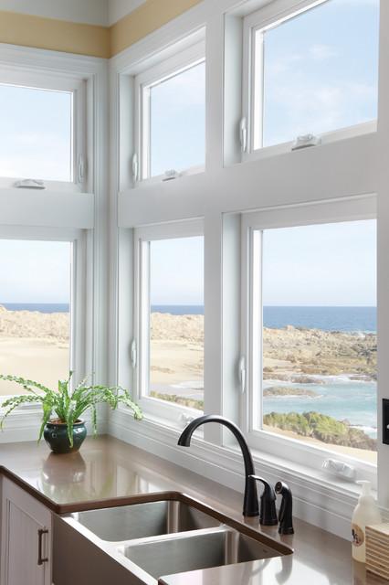 Vinyl Windows & Doors traditional-windows