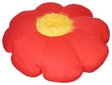 Childrens Plush Flower Bean Bag modern-kids-chairs