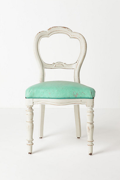 olmo chair turquoise farmhouse dining chairs by anthropologie
