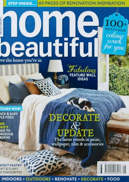 Home beautiful magazine australia nursery makeover for Houzz magazine