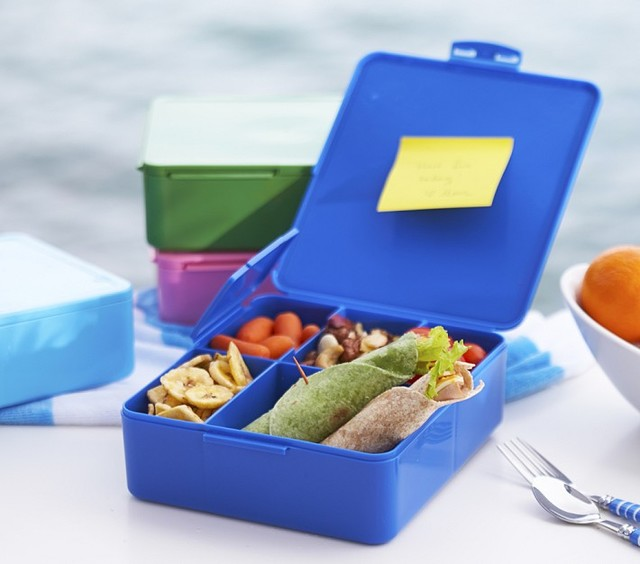 spencer bento box containers contemporary lunch boxes. Black Bedroom Furniture Sets. Home Design Ideas