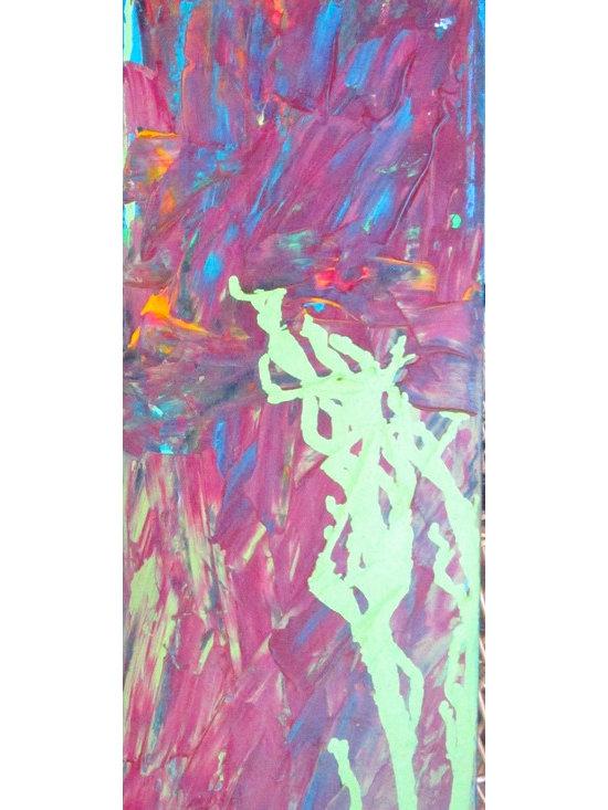 "art by august wells - ""slip"""