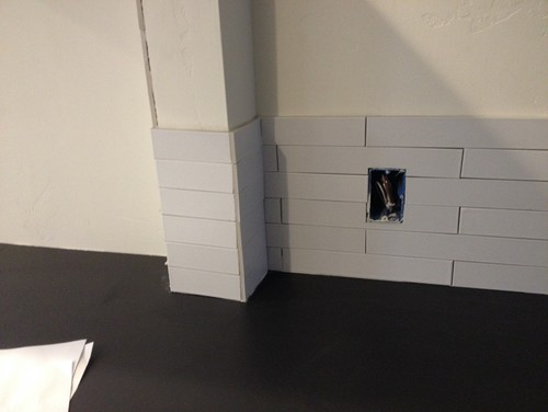 Tile Installation Need Judgement