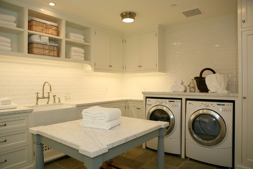 Donna's Blog: Laundry Room Storage | Morrow & Morrow Construction