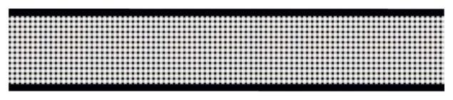 """Black Toile Wall Paper Border (15' x 6"""") contemporary-wallpaper"""