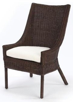 Mainly Baskets Loft Slipper Chair traditional-outdoor-products