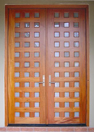 Contemporary Collection - DbyD5001 contemporary front doors