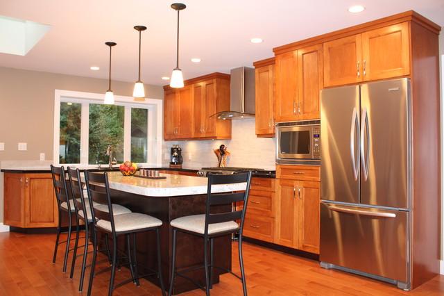 North Vancouver Kitchen Design