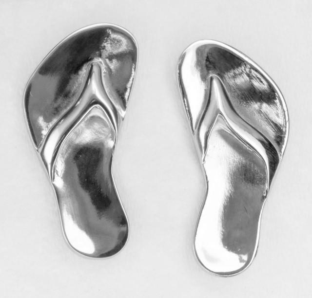 Flip Flops Cabinet Knobs tropical
