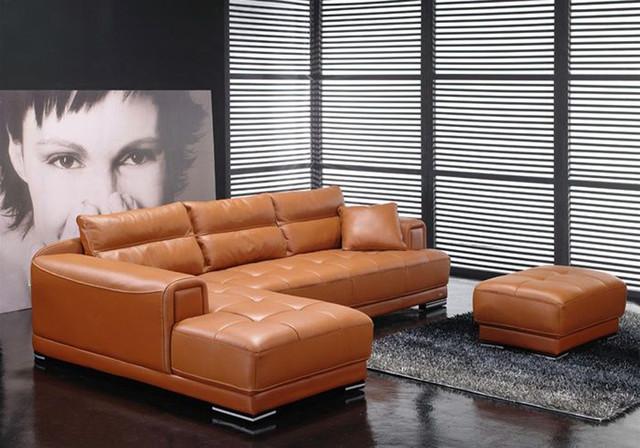 Unique corner sectional l shape sofa contemporary for Unusual corner sofas