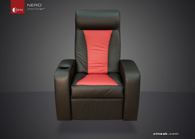 Media Room Seating by Cineak >> Nero chairs