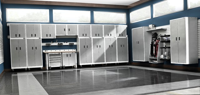 Gladiator GarageWorks Ultimate Storage Center - Modern - Storage And Organization - by Gladiator ...