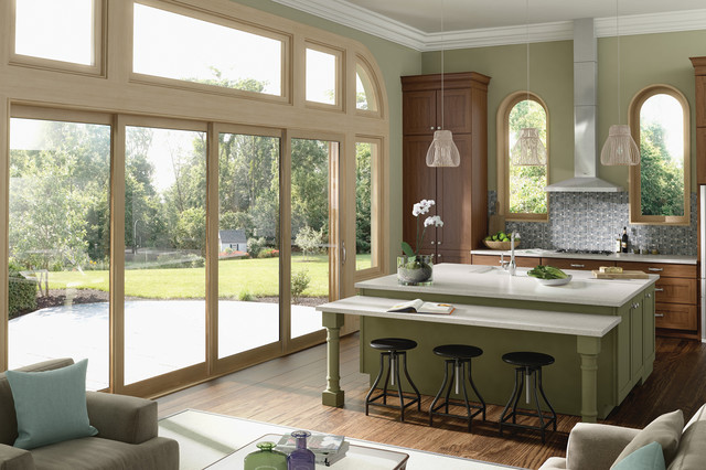Moving Glass Wall Systems Modern Windows And Doors