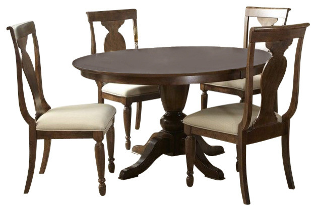 Liberty Furniture Rustic Tradition 6 Piece 72x54 Dining