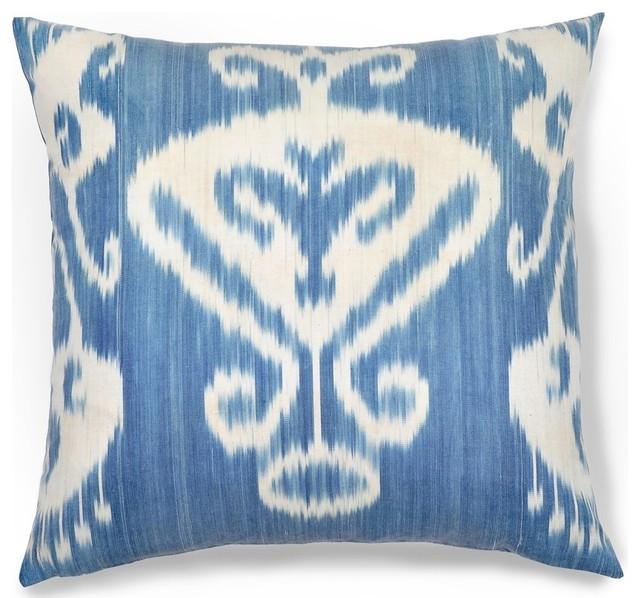 Ikat Pillows decorative-pillows