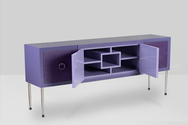 DOTTIE CREDENZA modern-buffets-and-sideboards