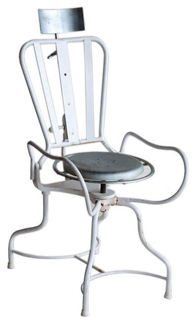 Vintage 1930 S Dentist Chair Dining Chairs Calgary