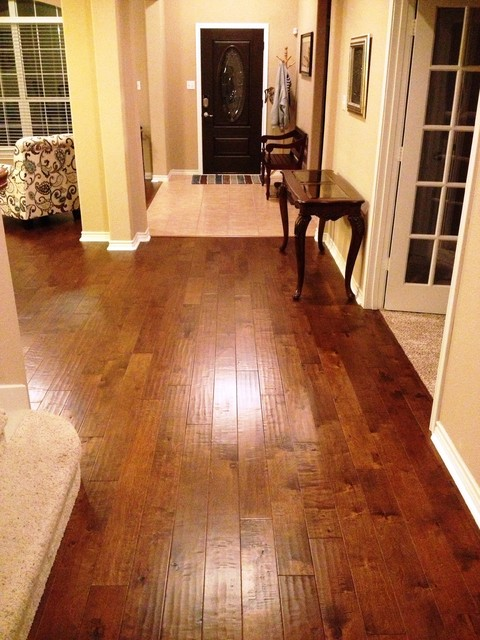 The Floor Barn flooring and remodeling projects traditional