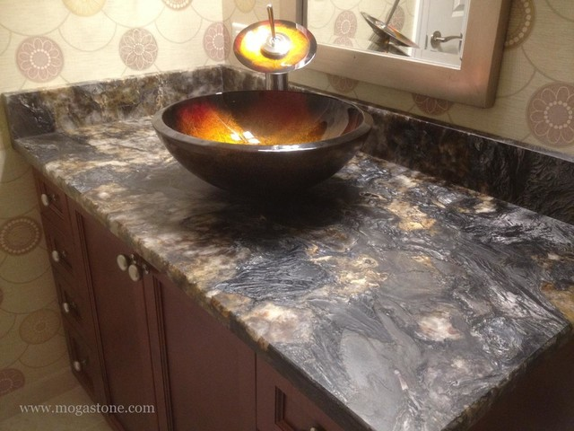 Bathroom Countertops contemporary-vanity-tops-and-side-splashes