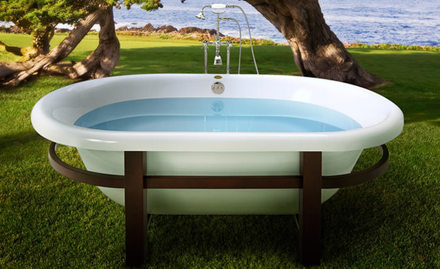 Jacuzzi Era ERD6636 BCX XXX W contemporary bathtubs