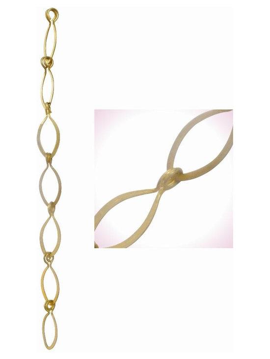 Brass Chandelier Chains -