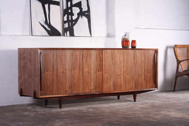 Loomis Credenza modern-buffets-and-sideboards
