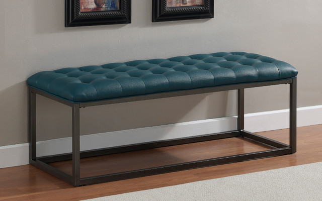 tufted bench contemporary upholstered benches by