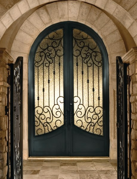 Double Arched Front Doors 460 x 600 · 85 kB · jpeg