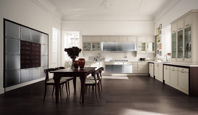 Aster cucine modern kitchen cabinetry los angeles for Aster kitchen cabinets