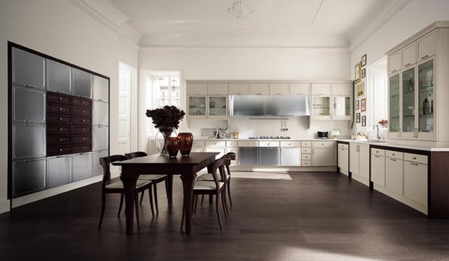Aster cucine modern kitchen cabinetry los angeles for Contemporary kitchen cabinets los angeles