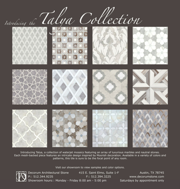 Tayla Collection contemporary-tile